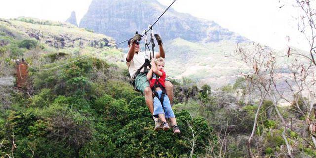 Canyon Swing