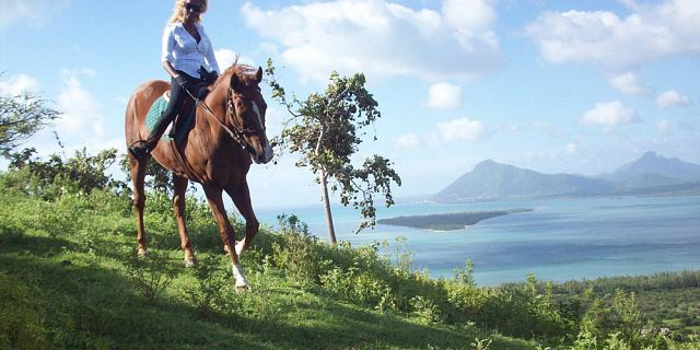 Riding trail (Le Morne)